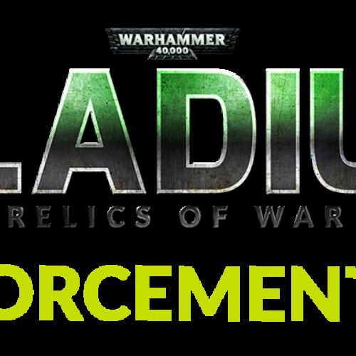 Warhammer 40000 Gladius Relics of War – Reinforcement Pack DLC