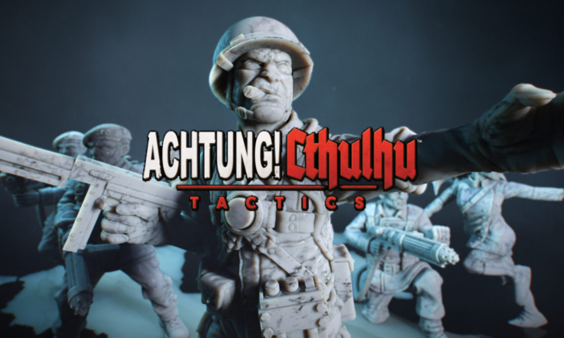 Achtung! Cthulhu Tactics – PC et Switch