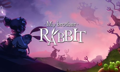 My Brother Rabbit – version switch.