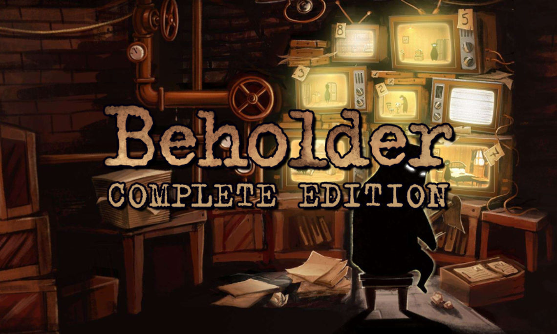 Beholder version Nintendo Switch