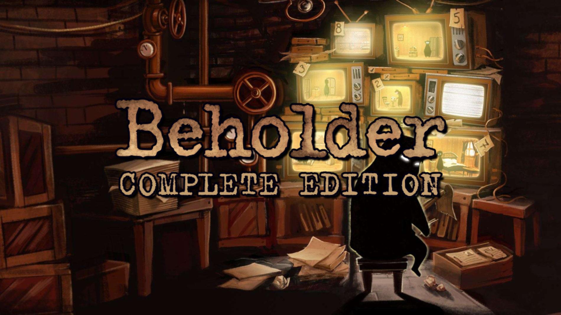 Beholder version Nintendo Switch