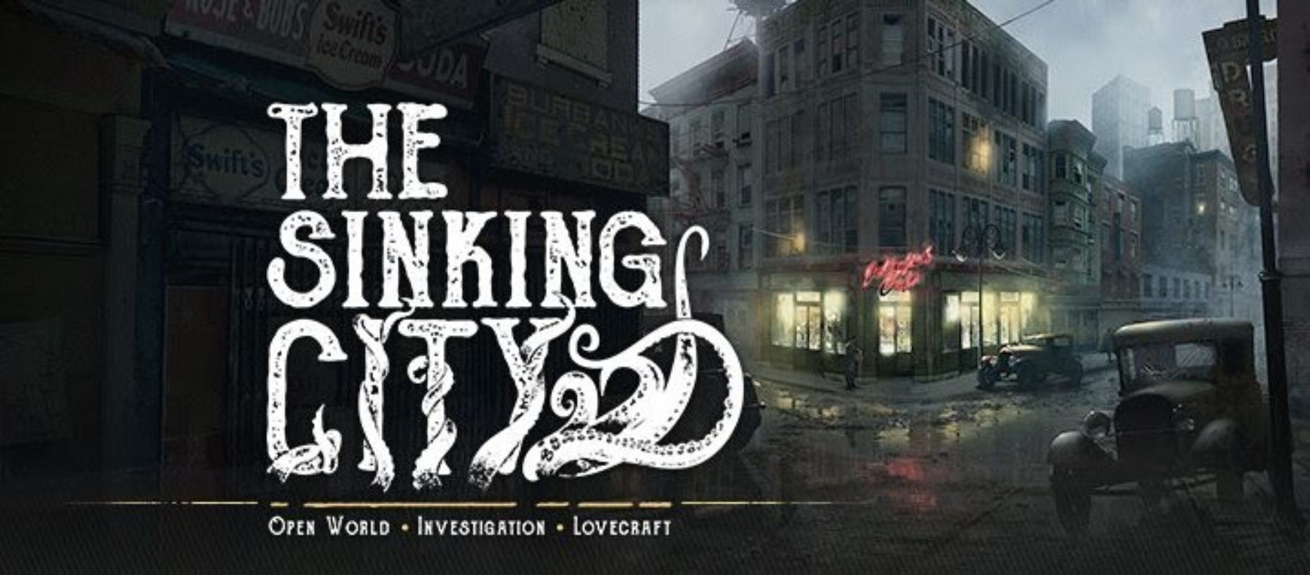 The Sinking City – Vidéo hommage