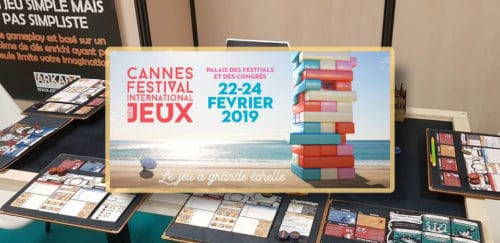 Festival des Jeux Cannes 2019