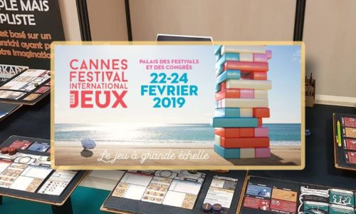 Cannes – Festival international des Jeux 2019
