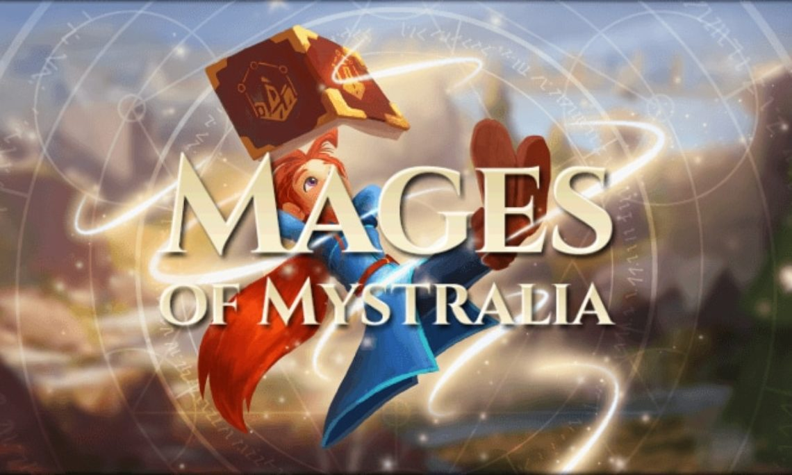 Mages of Mystralia – Switch
