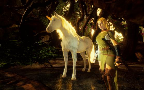 Eternity: The Last Unicorn