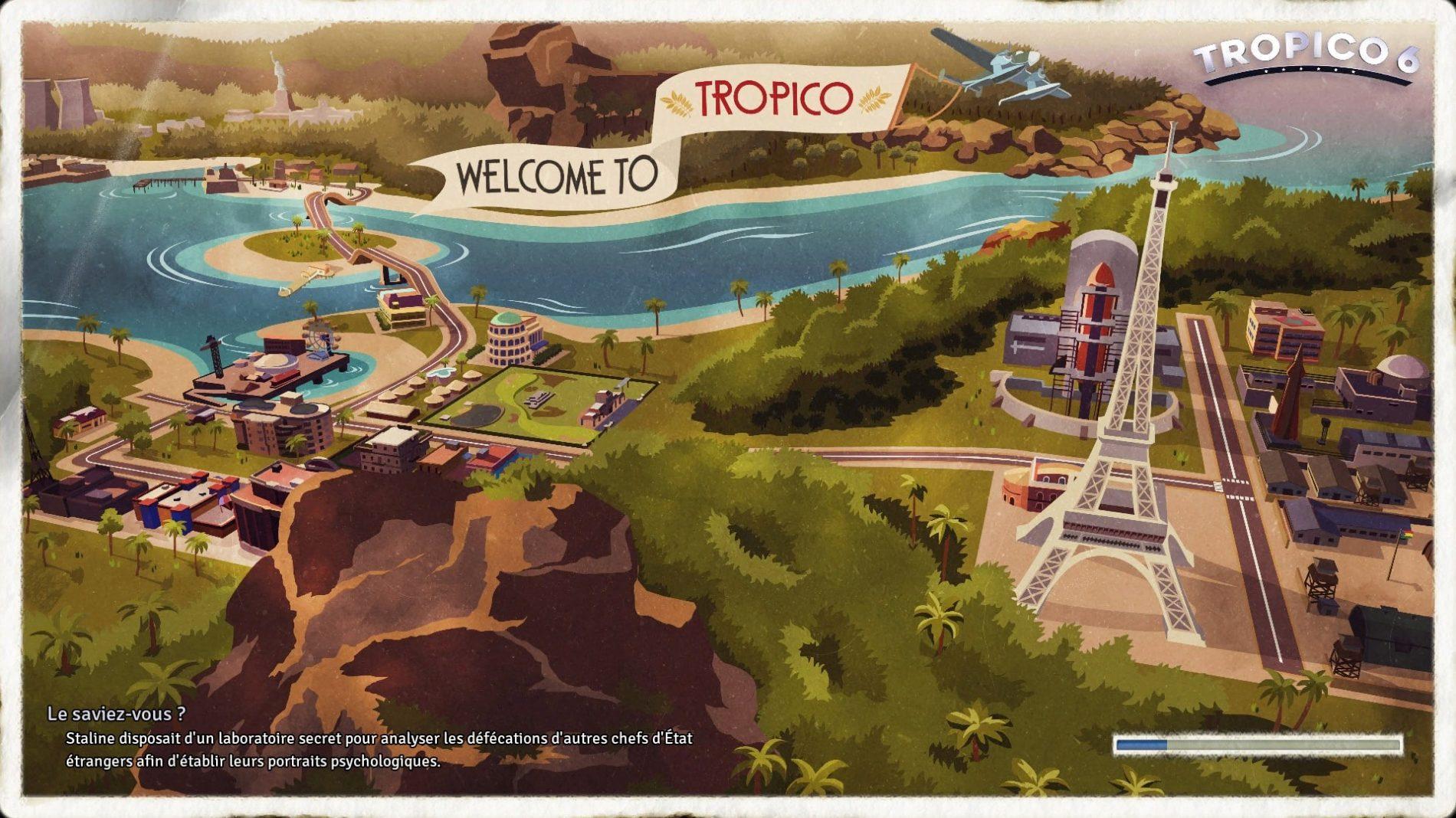 Tropico 6 – Meet el Presidente