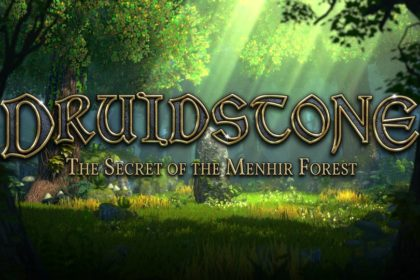 Druidstone : The Secret of the Menhir Forest