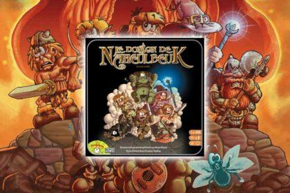 Donjon de Naheulbeuk – Le jeu de société