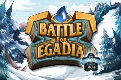 Battle for Egadia – Projet financé