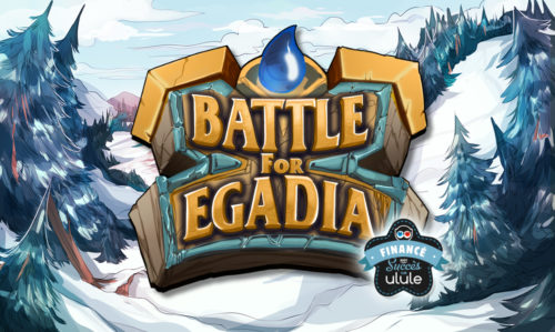 Battle for Egadia